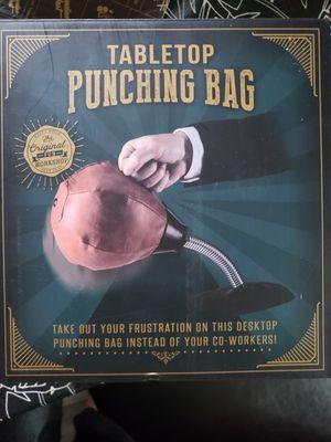 Desktop punching bag for Sale in Las Vegas, NV