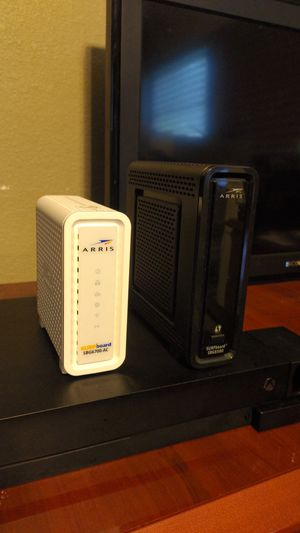Comcast certified Wi-Fi router modem combos for Sale in Lake Worth, FL
