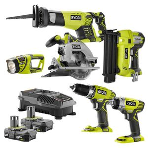 Ryobi drill and saw and battery charger also have bag for the drill for Sale in Nashville, TN