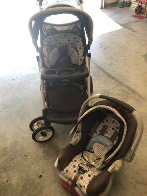 Stroller and car seat for Sale in New Cumberland, PA