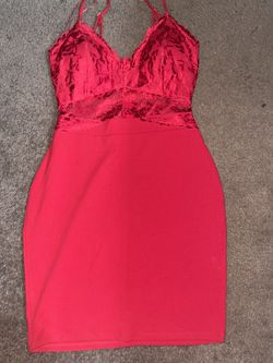 Red Mini Dress for Sale in Los Angeles,  CA