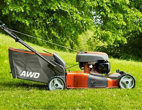 Huskavarna awd self propelled 163cc mower for Sale in Atlanta, GA