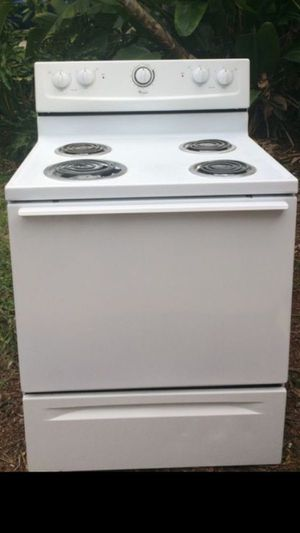 Whirlpool Stove for Sale in Pembroke Pines, FL