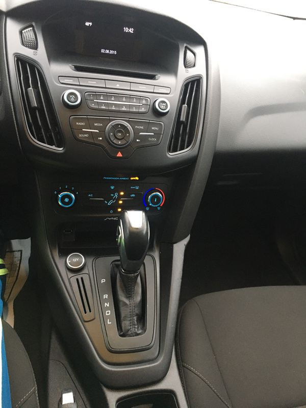 2016 Ford Focus Clean Title Low Miles