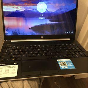 HP Laptop 15dwoo43dx for Sale in San Jose, CA