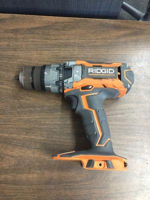 "Ridgid 18v gen5x 1/2"" hammer drill for Sale in Orlando, FL"