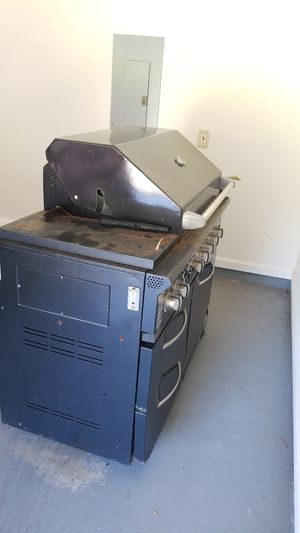 Out side stove for Sale in Suwanee, GA