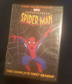 Spider-Man The Complete First Season DVD for Sale in Columbia, SC