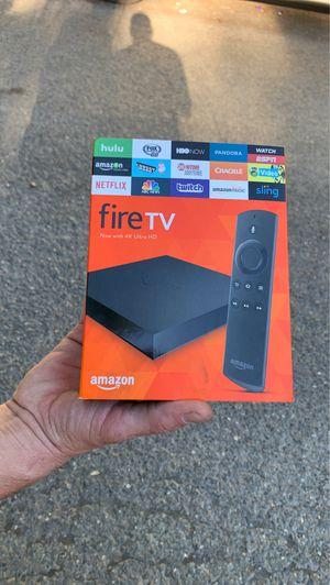Amazon fire tv for Sale in Seattle, WA