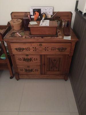 Antique desk / dresser for Sale in Miami Beach, FL