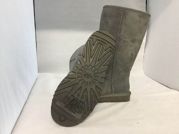 Ugg classic tall grey size ,5,6