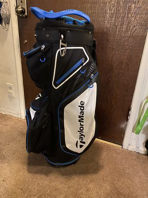 TaylorMade golf bag/ cart bag for Sale in Los Angeles, CA