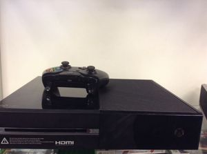 Xbox one with controller for Sale in Denver, CO