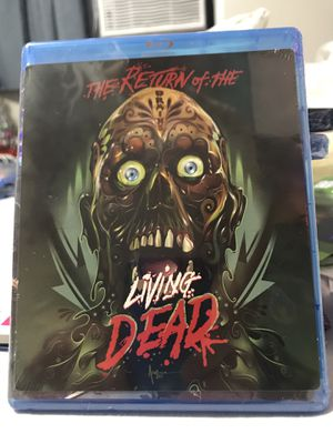 The Return Of The Living Dead - BluRay DVD for Sale in Fontana, CA