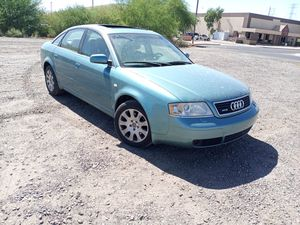 LUXURY 1999 AUDI A6! LEATHER SUNROOF! HEATED SEATS BOSE SIMILAR TO BMW MERCEDES LEXUS CADILLAC ACURA VOLKSWAGEN for Sale in Phoenix, AZ