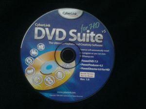 Dvd suite cyberlink for hd for Sale in Montgomery, AL