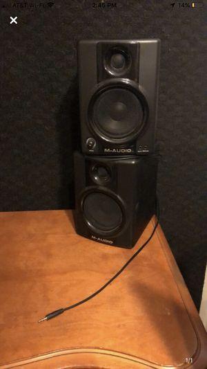 M-audio AV40 Speakers for Sale in Stuart, FL