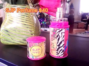 SJP Perfume! 👠😃 for Sale in Baltimore, MD