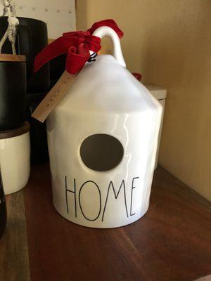 Rae Dunn Home Birdhouse for Sale in Loma Linda, CA