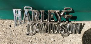 Harley Davidson Metal License Plate for Sale in Dearborn, MI