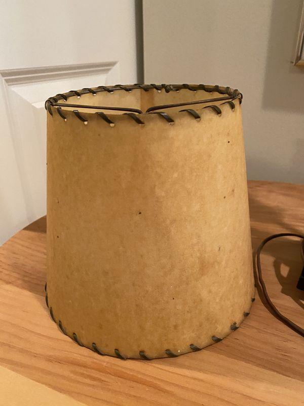Antique Orientalist Mini Table Lamp