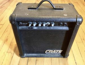 Crate GX-15 Guitar Amp for Sale in Denver, CO