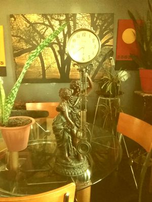 Antique weighted clock for Sale in Town and Country, MO
