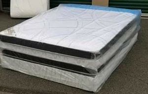 Queen mattress + box spring for Sale in Baltimore, MD