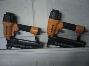 Bostich air nail guns for Sale in Tracy, CA