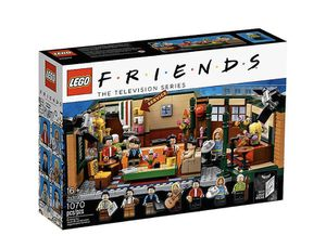 Limited Edition Friends Central Perk Legos for Sale in The Bronx, NY
