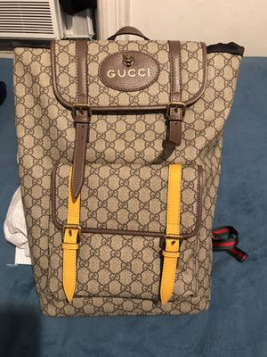 Gucci backpack for Sale in New York, NY