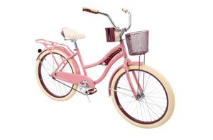 """Huffy 24"""" Nel Lusso Girls' Cruiser Bike, Pink Blush Powder for Sale in Queens, NY"""