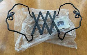 Longaberger Wrought Iron Expandable Trivet BRAND NEW Retired for Sale in Deltona, FL