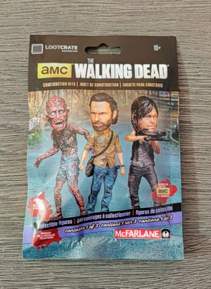 The Walking Dead. Construction Set. Loot Crate. Collectables for Sale in San Diego, CA