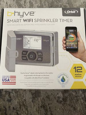 *NEW* Orbit B-hyve 12-Zone Indoor/Outdoor Smart Sprinkler Controller (57950) for Sale in Henderson, NV