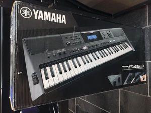 Yamaha PSR-E453 61-Keys Portable Keyboard for Sale in Boca Raton, FL