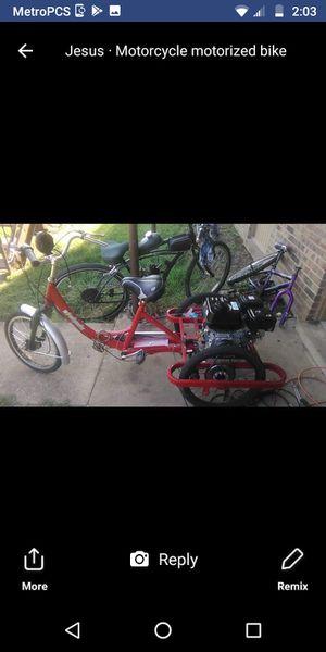 Bike trike for Sale in Jonesboro, AR