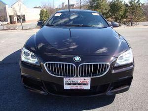 2015 BMW 6 Series for Sale in Lanham, MD