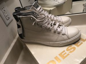 Diesel Men Designer Fashion Shoes for Sale in Silver Spring, MD