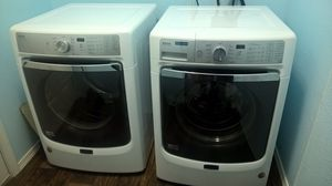 Maytag Washer & Dryer (located Federal Way) for Sale in Puyallup, WA