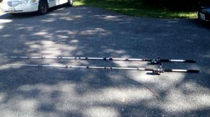 Surf fishing rods (2) for Sale in Upper Marlboro, MD