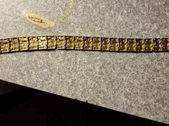 Gold Nugget Bracelet for Sale in East Carondelet,  IL