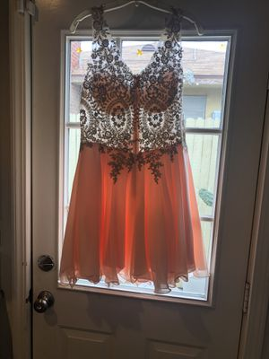 New with tags prom homecoming formal dress for Sale in Montclair, CA