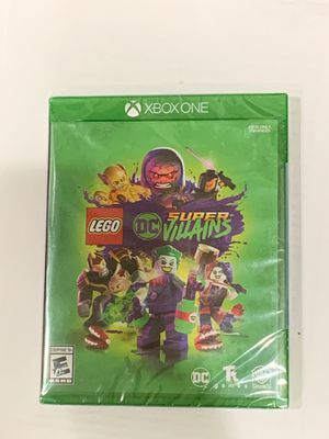 NEW Lego DC Villains game for Xbox One for Sale in San Gabriel, CA