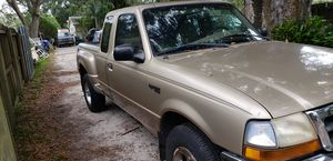 2000 ford ranger xlt ext cab 4x4 step side for Sale in Bradenton, FL