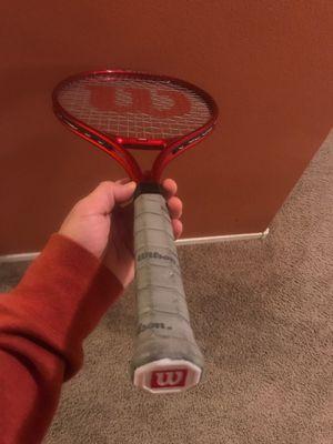 Wilson enforcer tennis racquet L3 4-3/8 for Sale in Las Vegas, NV