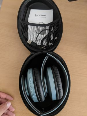 Tuinyo Bluetooth Headphones for Sale in Merced, CA