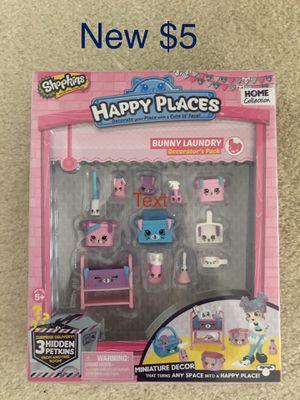 Shopkins happy places bunny laundry for Sale in Pleasanton, CA