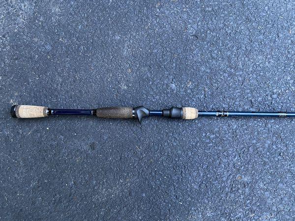 Fenwick Aetos baitcasting fishing rod 7' Med-heavy Fast action