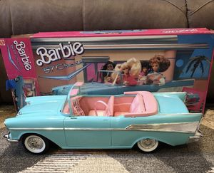 Barbie 57 Chevy car for Sale in Middlesex, NJ